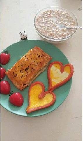 每天制作不同的早餐教程图片